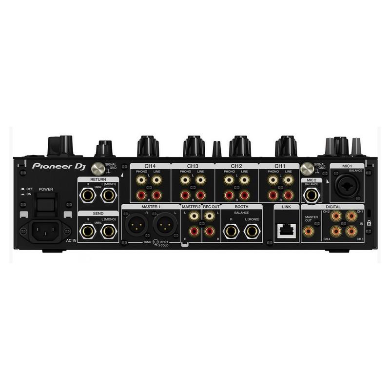 Pionner djm 900nxs2 mesa de mezclas dj 4 canales pccomponentes - Mesa de mezclas 2 canales ...
