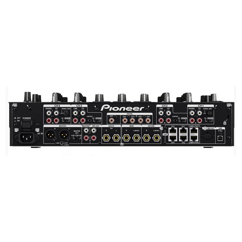 Pioneer djm 2000nxs mesa de mezclas dj 4 canales pccomponentes - Mesa de mezclas 2 canales ...