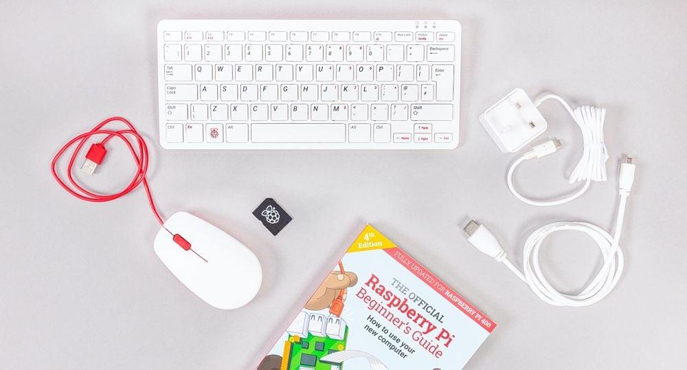 raspberry pi 400 teclado