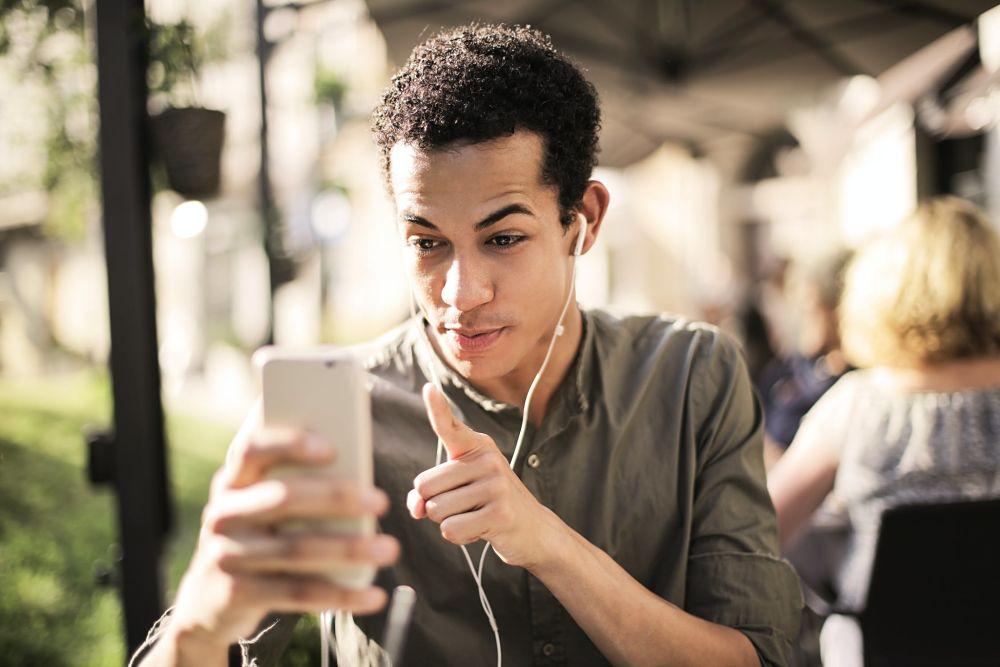 llamadas en vídeo entre amigos