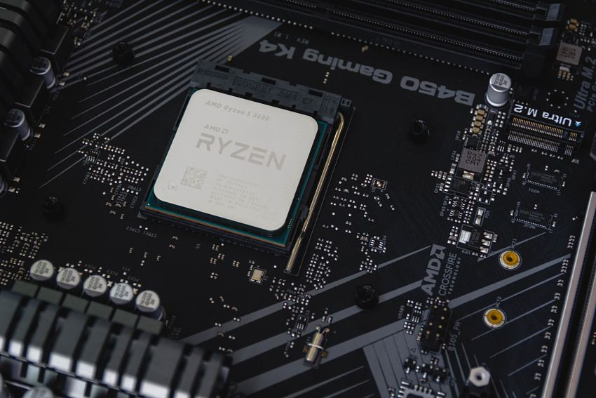 placa base procesador AMD