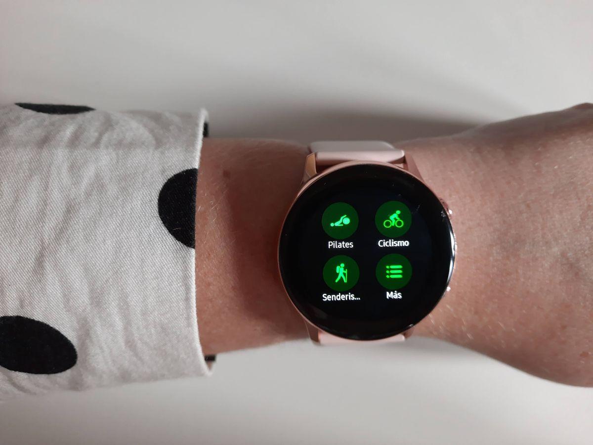 Vídeo review del Samsung Galaxy Watch para deportistas