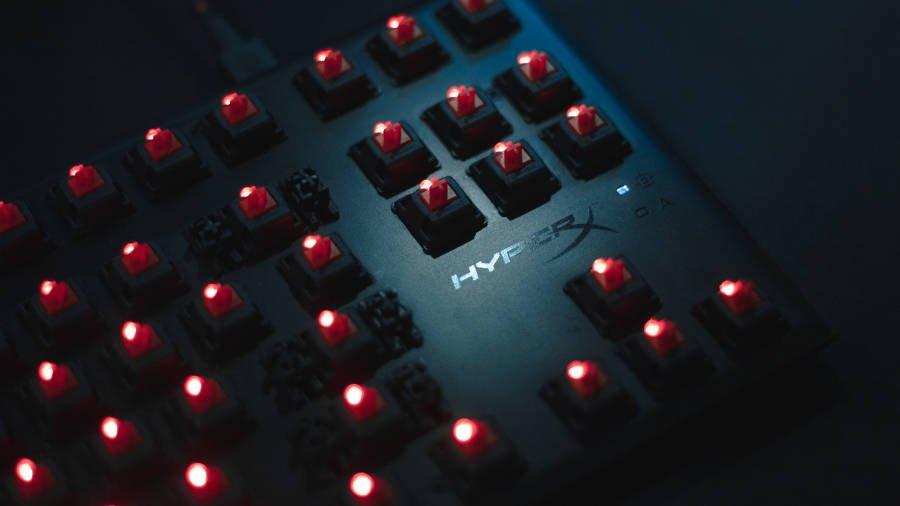 switch rojos teclado