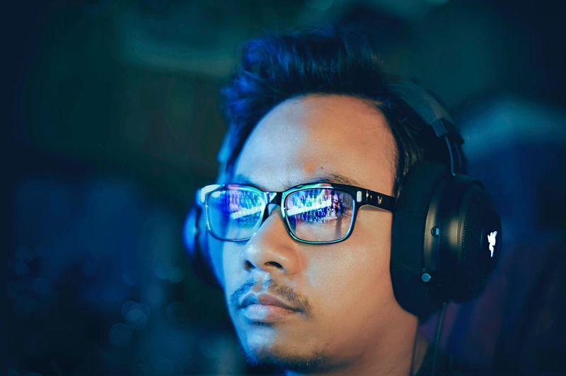 gafas filtro azul