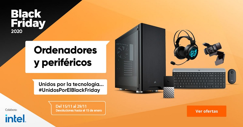 Black Friday informática