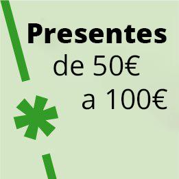Presentes entre 50€ e 100€