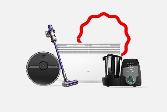 Eletrodomésticos e smarthome