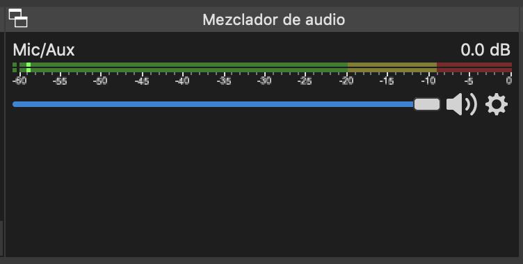 configurar micro obs