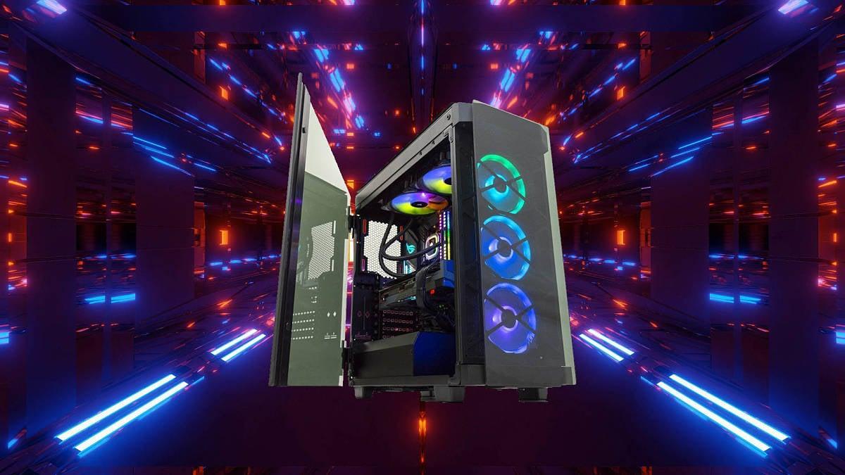 ordenador más potente montado en PcComponentes
