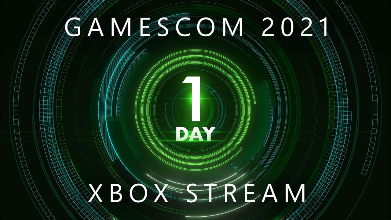 Gamescom 2021 - Xbox Conference
