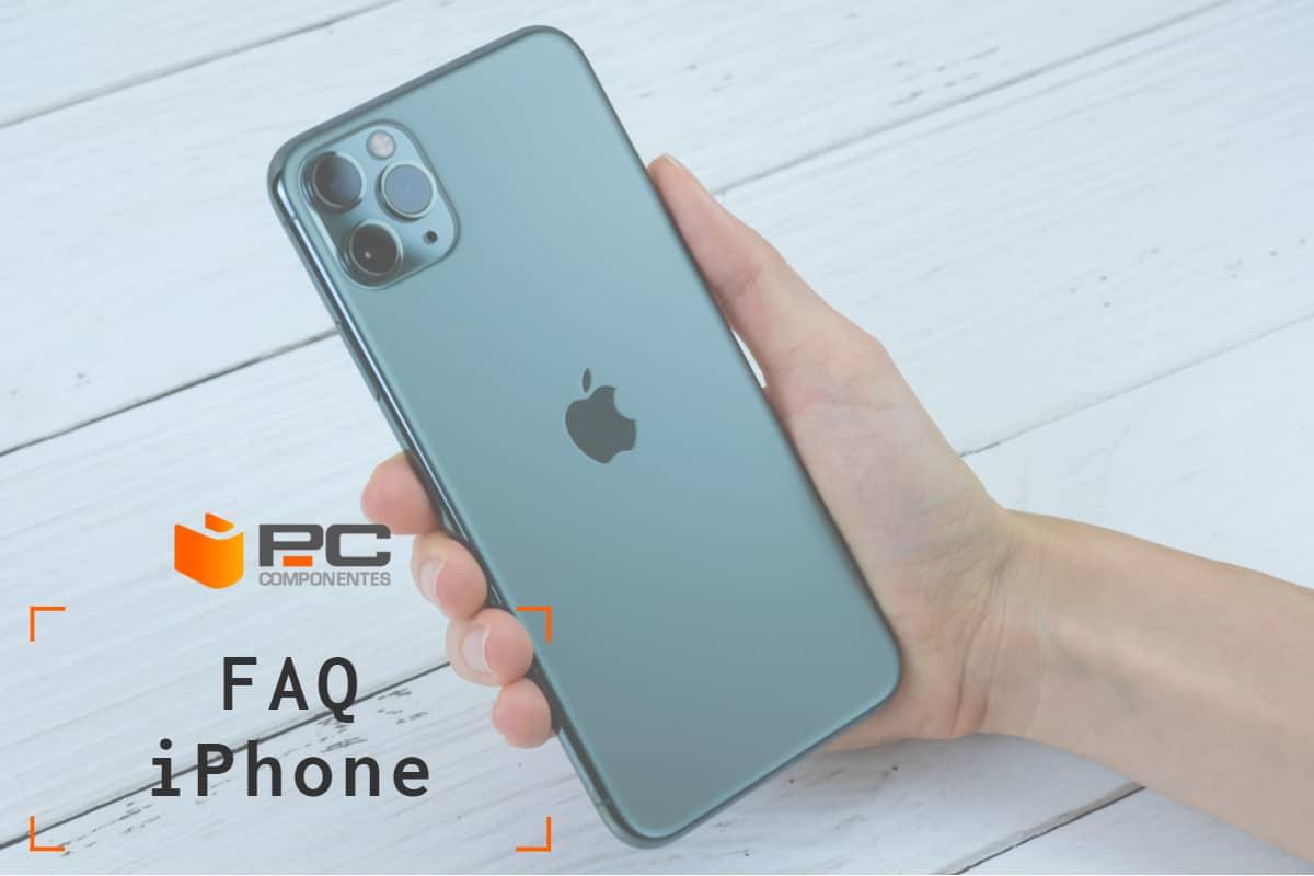 FAQ de iPhone