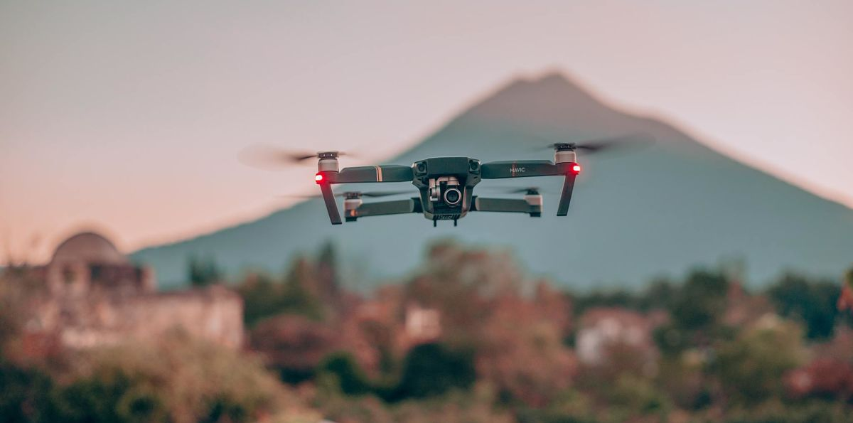 leyes para dron