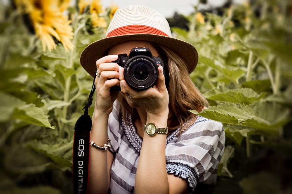 cámaras reflex