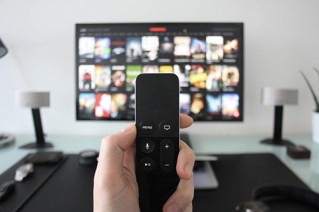 tamaño de un televisor