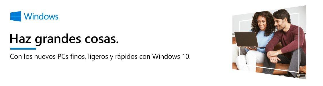 portatiles con windows 10