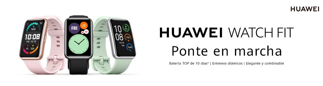 nuevos relojes huawei watch active