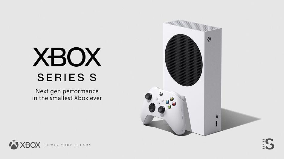informacion xbox series S