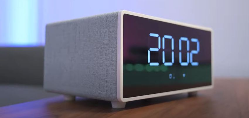 despertador inteligente energy sistem